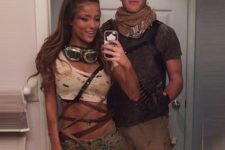 02 Mad Max couple look