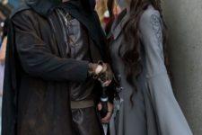 03 Aragorn and Arwen Undomiel couple look for geeks