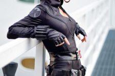 04 Black Widow look from Avengers