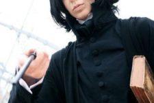 06 gender-bending professor Snape cosplay