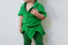07 Peter Pan outfit for a small boy