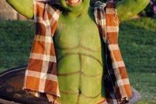 08 Hulk costume for superhero fans