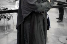 08 Severus Snape look is ideal for guys who like Harry Potter