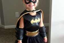 08 bat girl cotume with a mask
