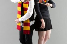 10 Harry Potter inspired cosplay for a couple