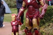 10 Iron Man costumes for dad and son