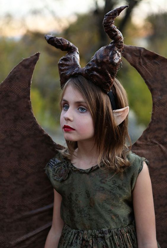 23 Coolest Halloween Costumes For Little Girls Styleoholic