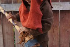 11 Ewok outfit for Star Wars fans