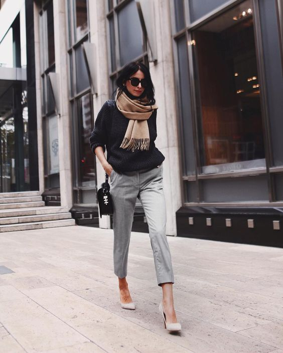 23 Fall Business Casual Outfits For Girls - Styleoholic