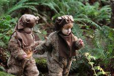 12 nerdy kids' Ewok costumes from Star Wars