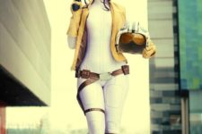 15 sexy Princess Leia cosplay