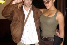 17 Lara Croft and Indiana Jones couple look