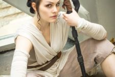 17 Rey look can be made without sewing
