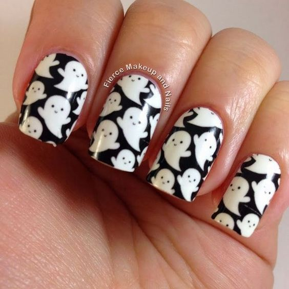 27 Classy And Bold Halloween Nail Designs To Try Styleoholic