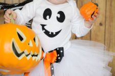 19 ghost look for the smallest ones with black and orange accents