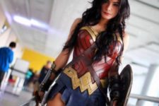 19 perfect Wonder Woman cosplay