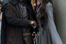 20 Aragorn and Arwen couple look