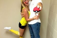 21 Ash and Pikachu costumes ideal for a couple