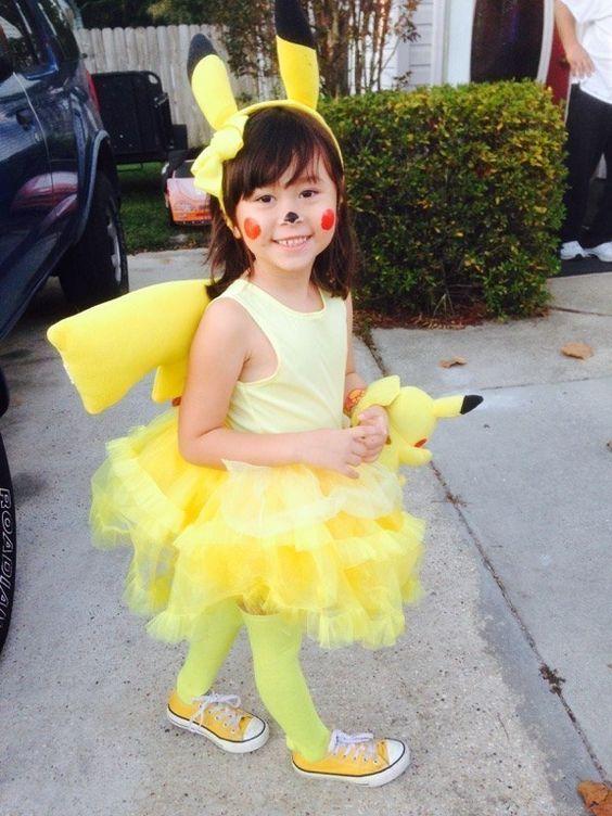 Pikachu costume for Pokemon Go fans