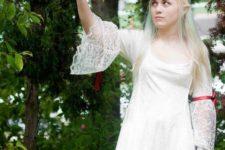 22 feminine and elegant Galadriel outfit