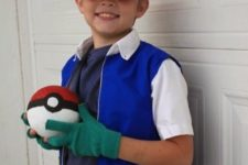 23 Pokemon Ash costume is easy to make and trendy