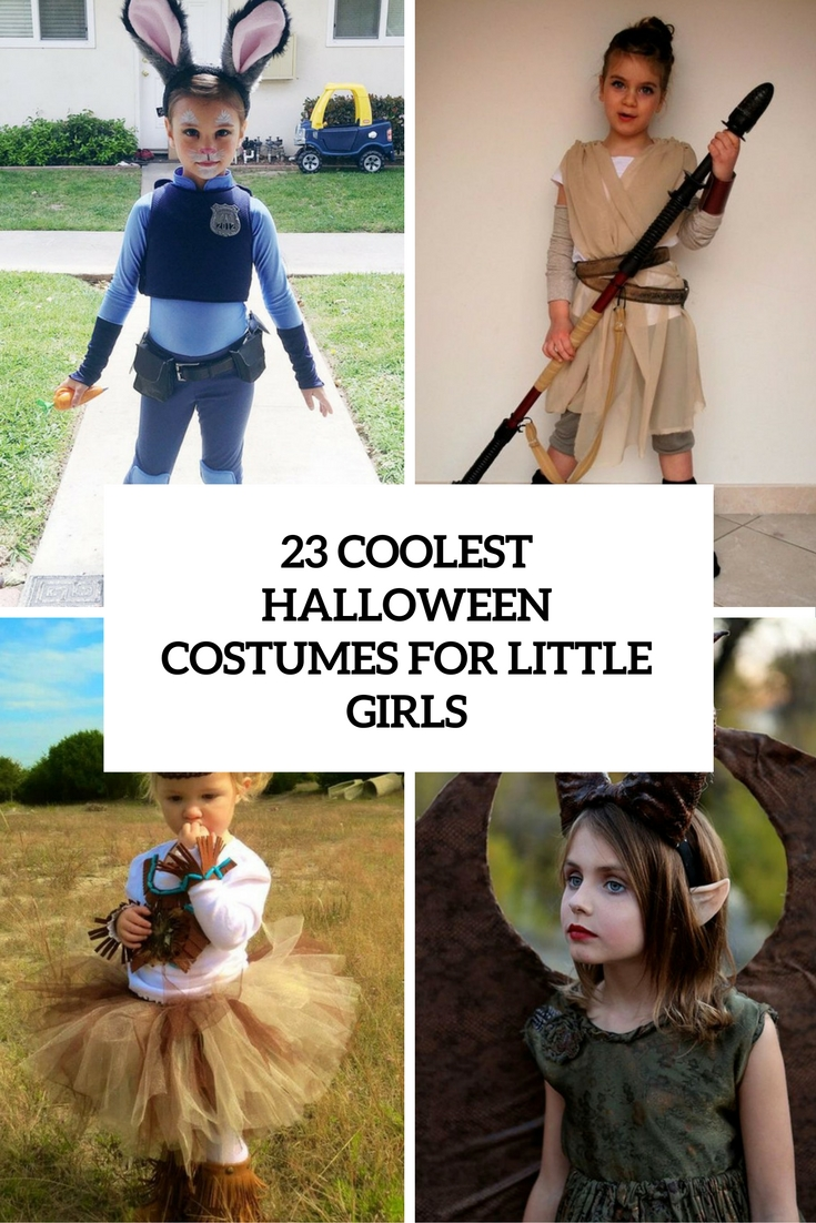 23 coolest halloween costumes for little girls - styleoholic