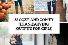 23 cozy and comfy thanksgiving outfits for girls cover