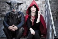 23 wolf and Litttle Red riding hood