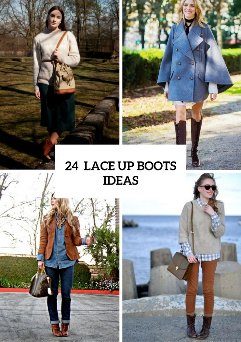 Dress Lace with boots pictures
