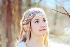 24 beautiful Lady Galadriel cosplay