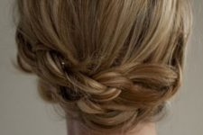 24 make a double braid for a cool updo