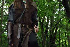 26 Aragorn genderbent cosplay