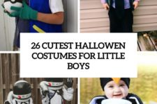 26 cutest halloween costumes for little boys cover