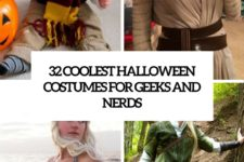 32 coolest halloween costumes for geeks and nerds cover
