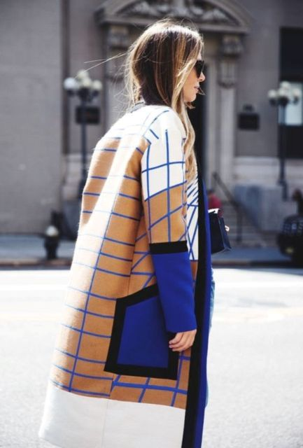 Super trendy midi coat