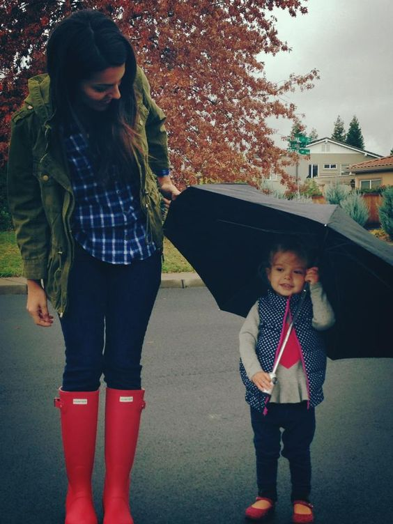 quilted vest, jeans, flats and a grey sweatshirt