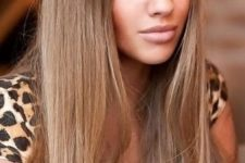 02 ash caramel hair for a soft and warm look