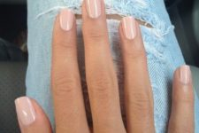 02 classic blush nails for everyone