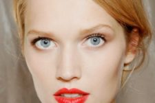 04 hot red lips for a cool complexion
