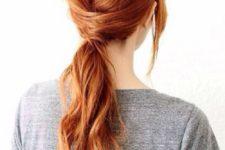 08 rich copper hair shade