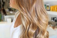 09 soft caramel hair color