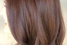 10 rich, dimensional and shiny brunette shade