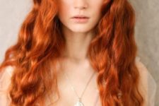 12 fiery copper hair color is amazing for both long and short length