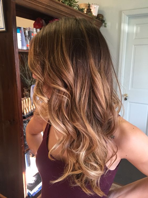 Examples Of Highlighted Hair Hairs Picture Gallery