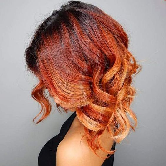 26 Bold And Chic Copper Hair Ideas - Styleoholic