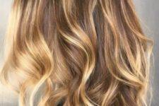 17 caramel blonde highlights for brown hair