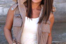 19 dark brown balayage hair