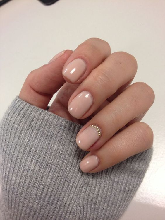 24 Trendy Neutral Nails Ideas For Every Occasion Styleoholic