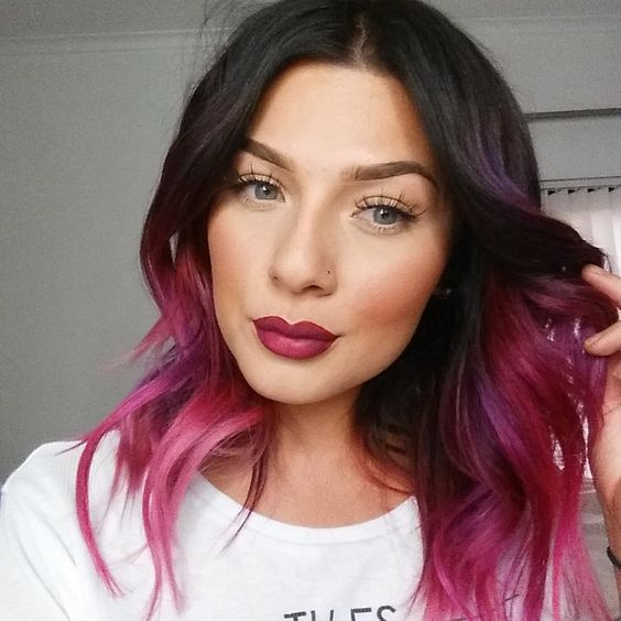 25 Magenta Hair Ideas To Stand Out