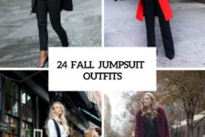 24 Fall Ideas To Wear Jumpsuits